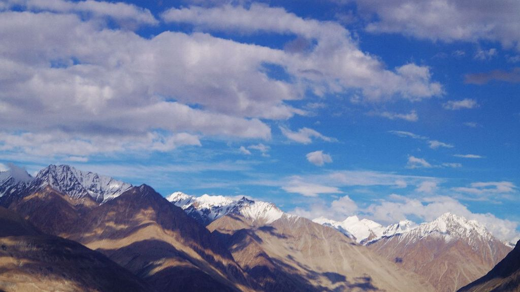 Ladakh your Instagram favorite destination - game of clouds