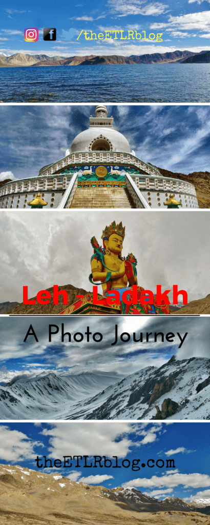Photo Journey to Leh – Ladakh – The land of Passes with ETLR