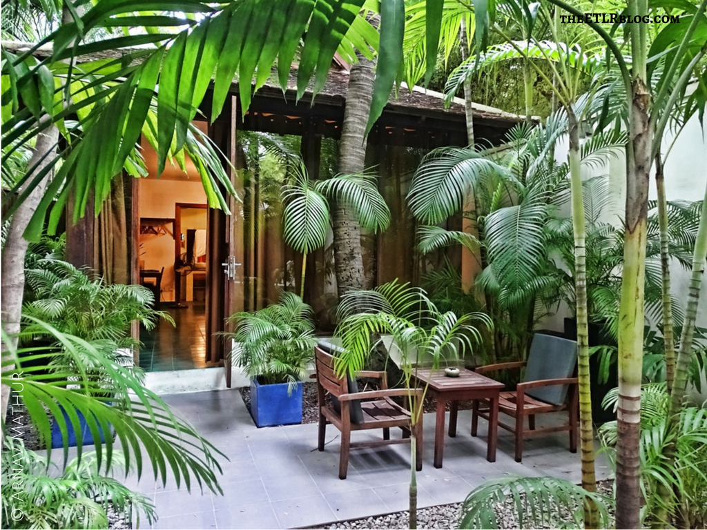Our Abode at the Pavilions Phnom Penh Cambodia MAADS