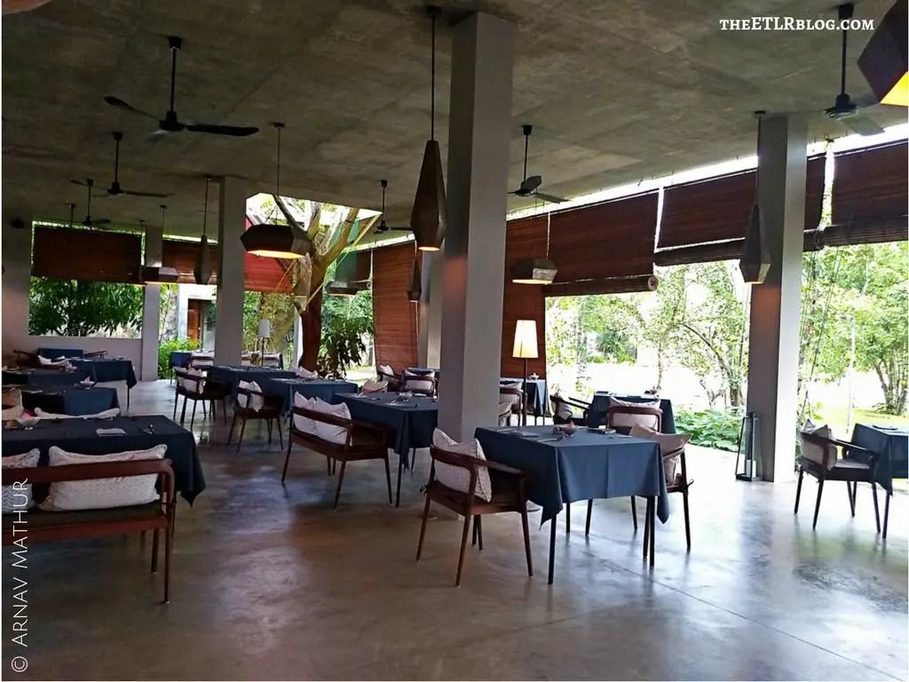 Restaurant Templation Siem Reap