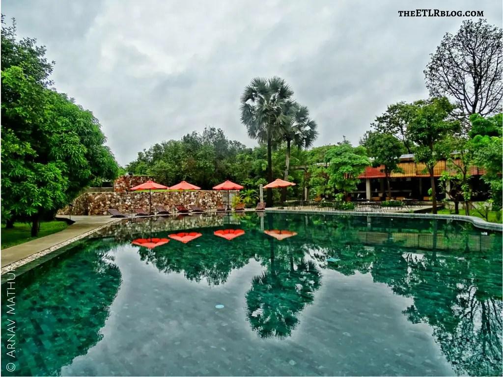 Main Pool Templation