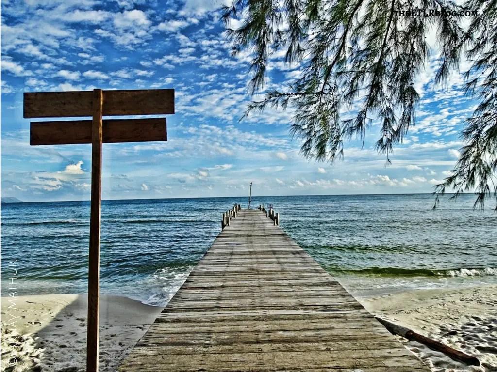 Water Water Everywhere Sok San Beach Resort