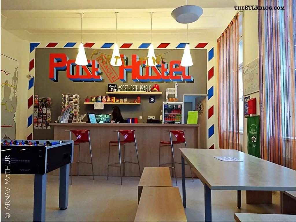 Post Hostel Prague EuroTrip Hostel