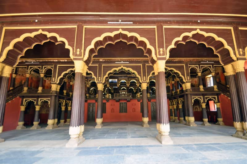 Tipu Sultan's Palace theETLRblog
