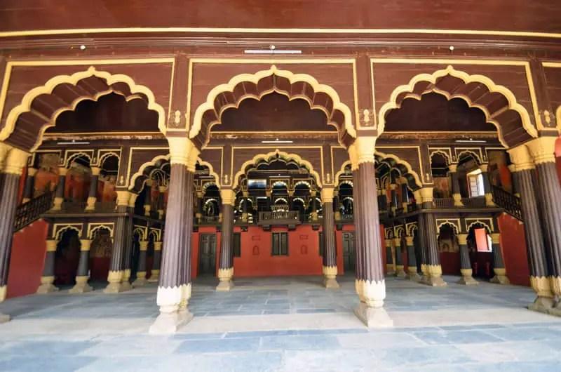 Tipu Sultan's Palace theETLRblog