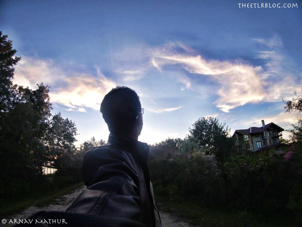 sunset time green village resort Danube delta theETLRblog