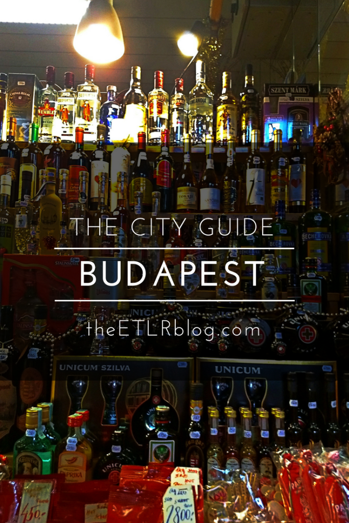 The Quintessential Budapest City Guide #Travel #Budapest #EatTravelLiveRepeat #EuroTrip