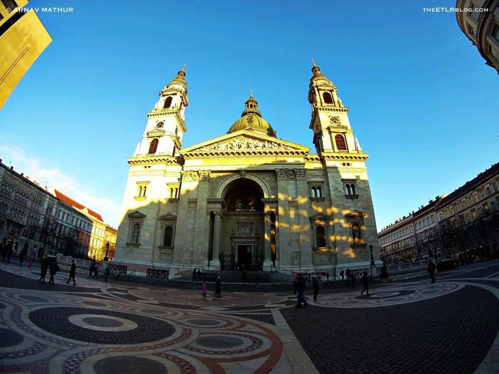 Stephens basilica_budapest city guide_theETLRblog
