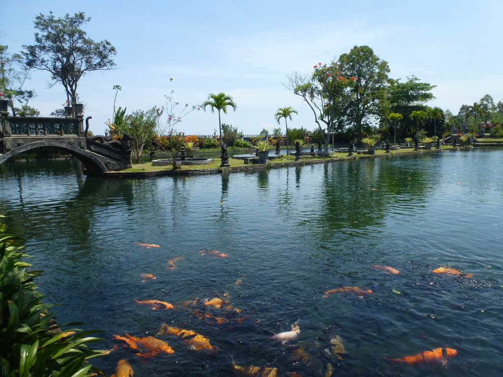 Best Things To Do in Bali Tirta Gannga