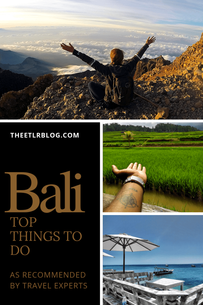 Top Things To Do in #Bali Indonesia as recommended by #Travel Experts | Eat Travel Live Repeat