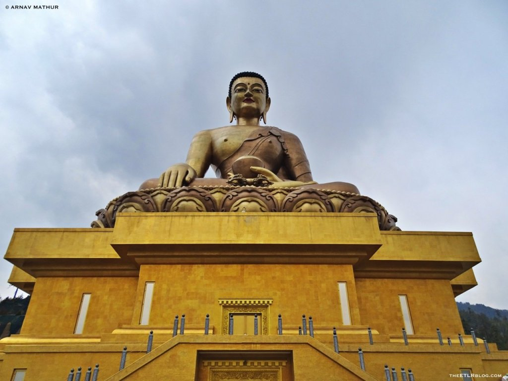 Buddha Dordenma - 7 Day Road Trip to Bhutan