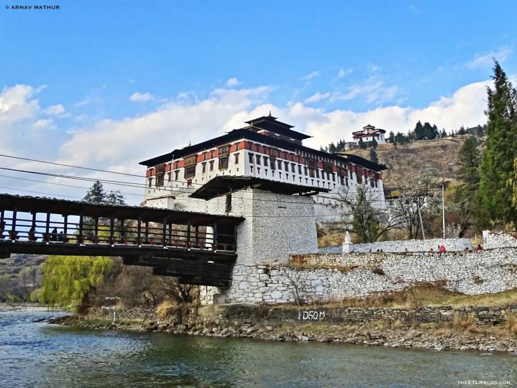 Paro Dzong Bhutan Travel Guide