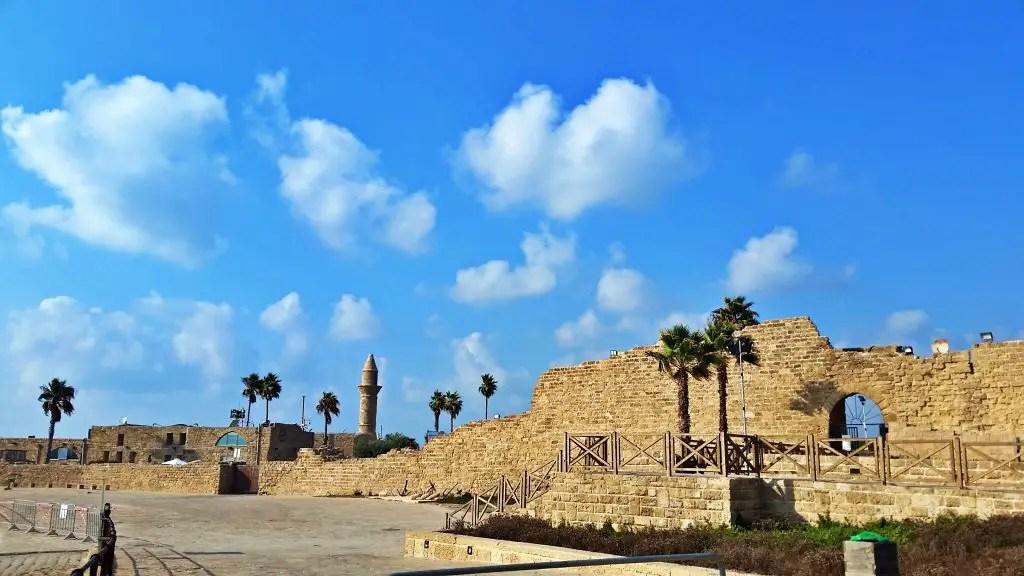 Caesarea - Epic Israel Road Trip