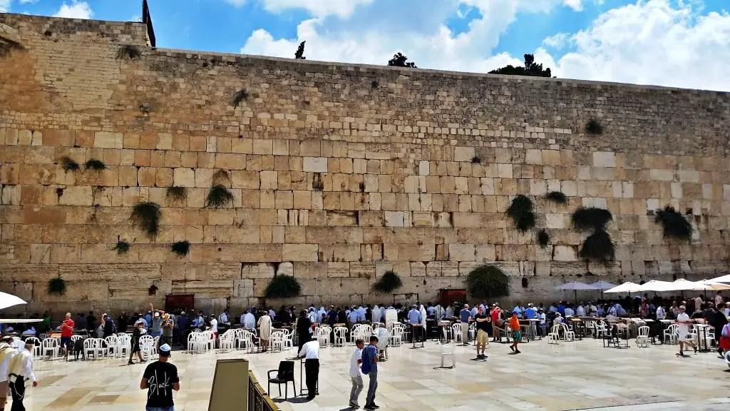 Western Wall Jerusalem 7 Day Israel Itinerary