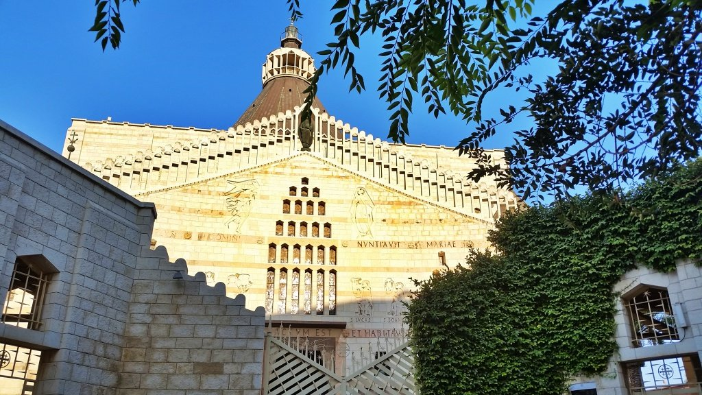 Nazareth Basilica of Annunciation 7 Day Israel Itinerary