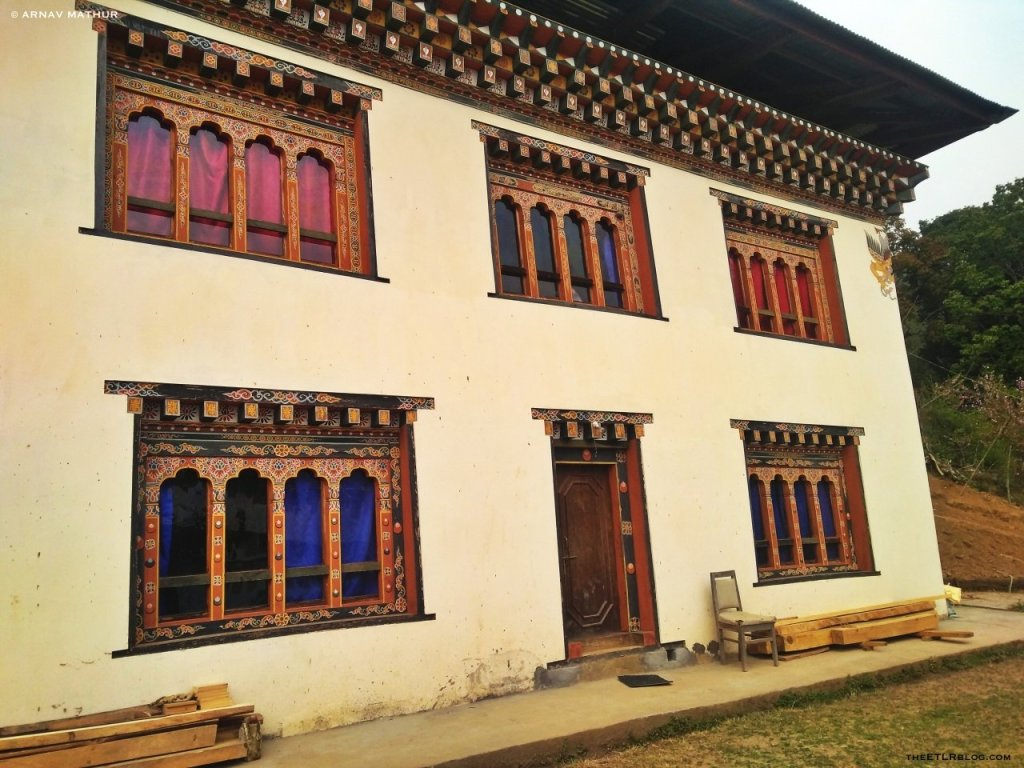 Aum Leki Farmstay Punakha 10 Things To Do In Bhutan | Eat Travel Live Repeat
