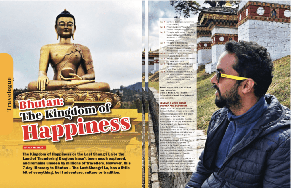 Your Guide To Bhutan by Arnav Mathur