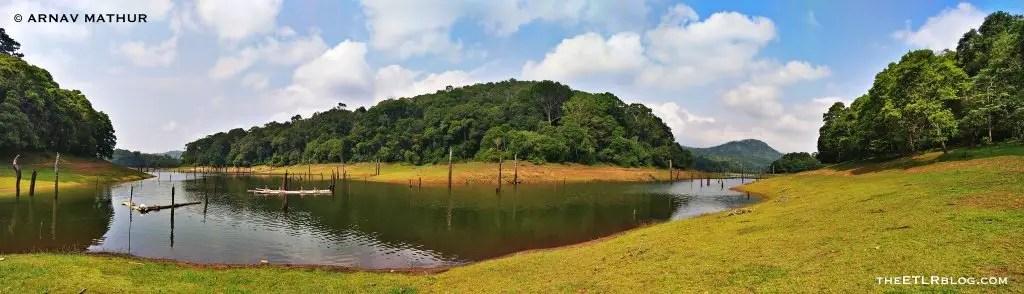 Periyar lake - Bamboo Rafting - Periyar Tiger Reserve Thekkady