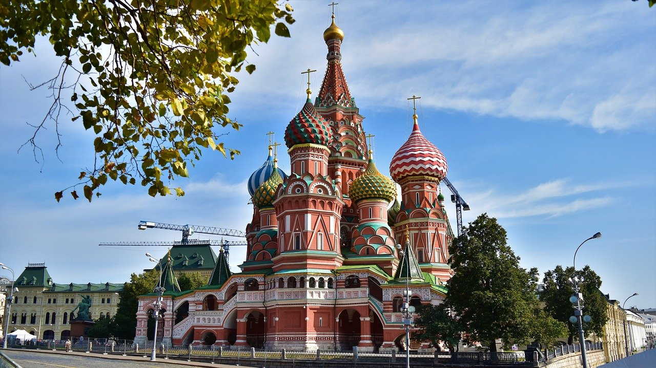 Top 8 Things To Do in Russia