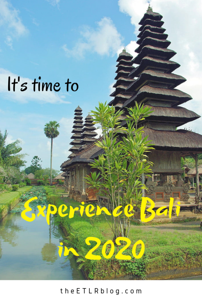 Why You Should visit Bali in 2020 if you haven't already #Bali #Indonesia #Travel