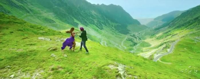 Singh is Bliing Bollywood movie Romania
