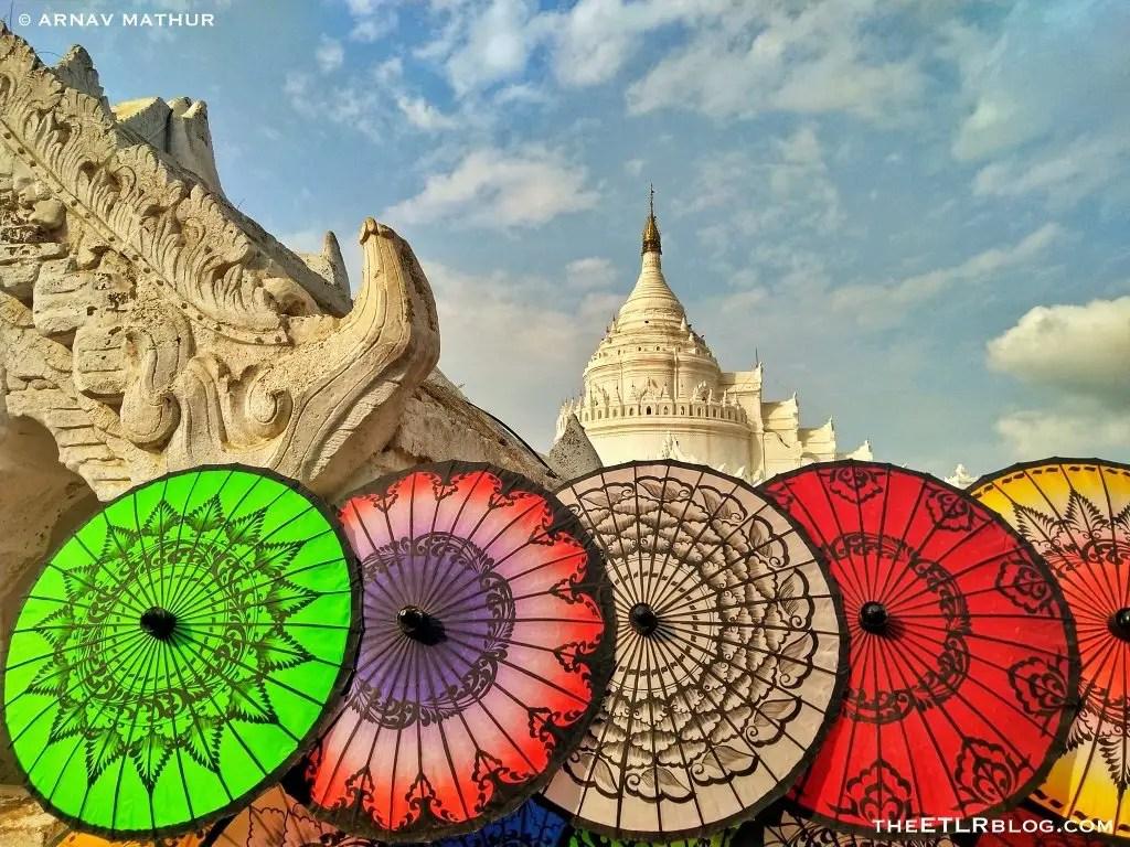 Hsinbyume Pagoda Mandalay Trip to Myanmar