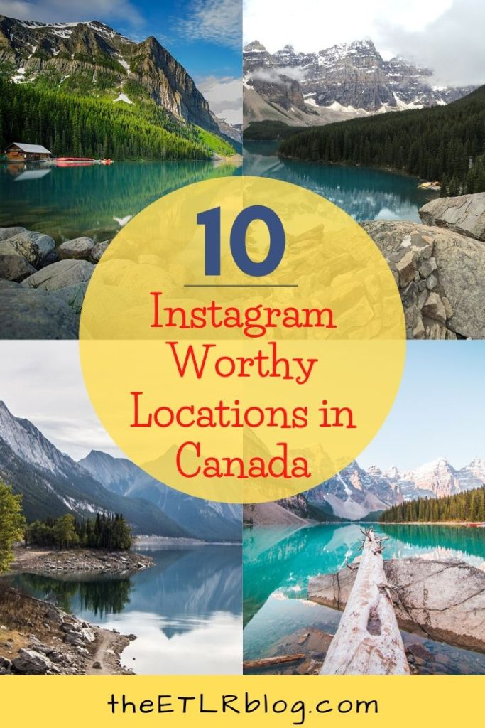 Canada Travel Guide | 10 Picturesque Locations