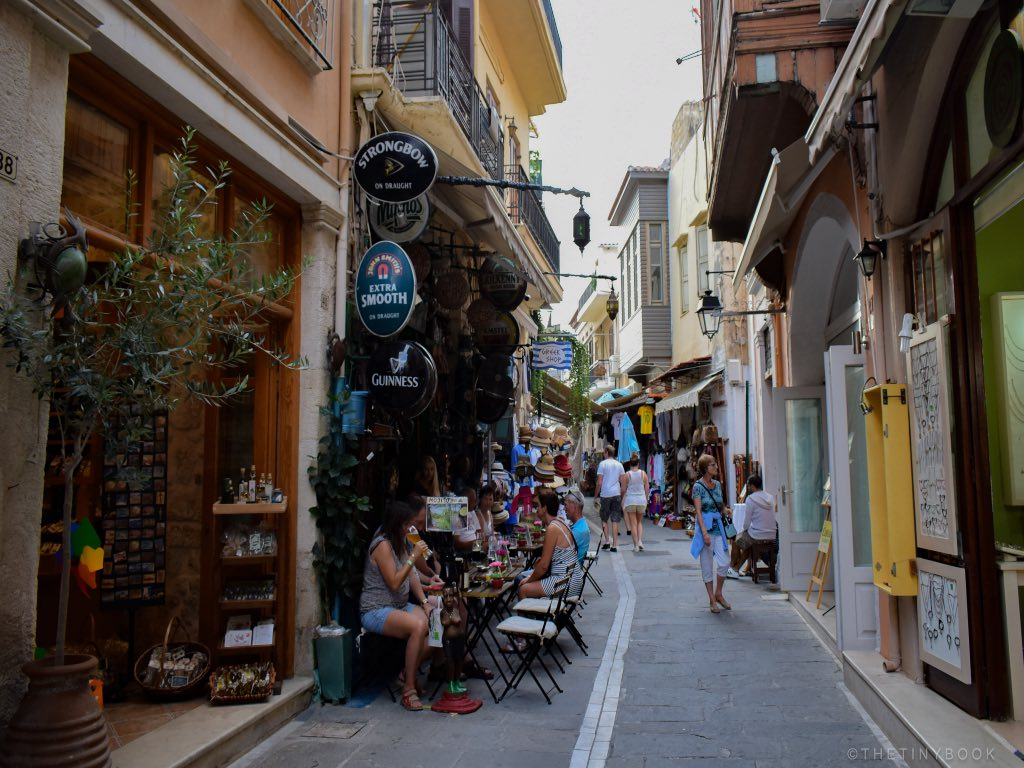 Old Town of Rethymnon | Crete Travel Itinerary and Guide