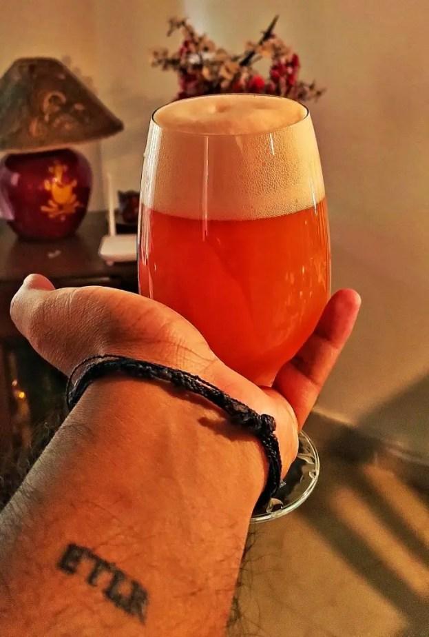 Guava Beer Radler