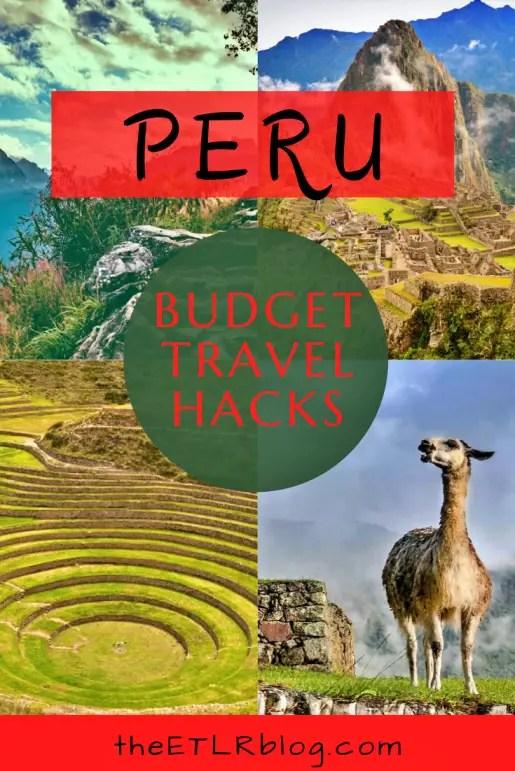 Budget Travel Tips for Peru