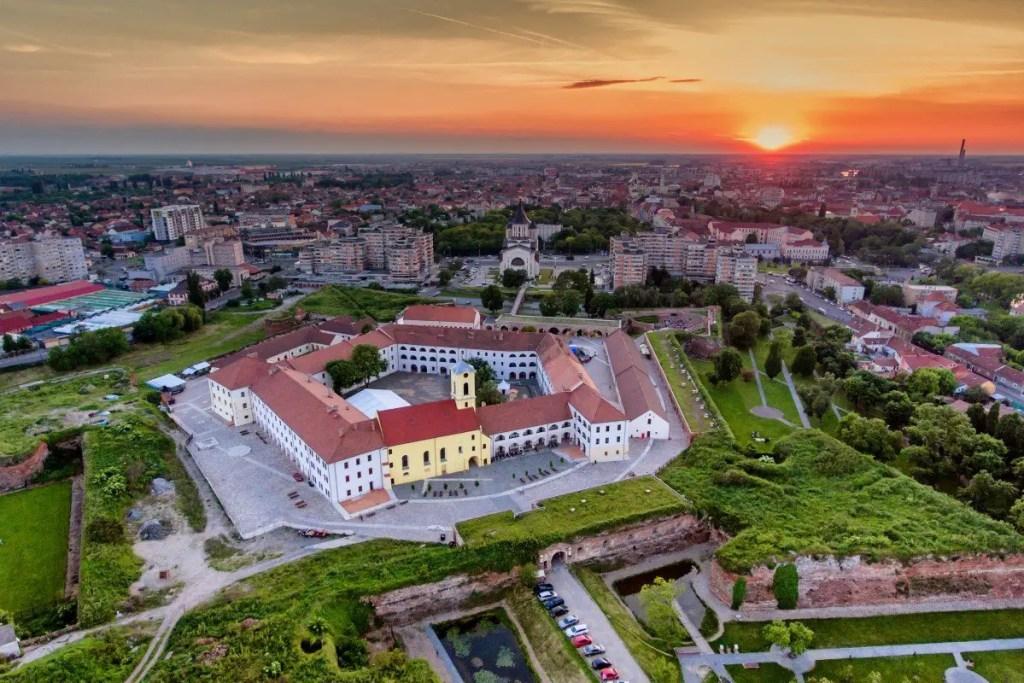 Oradea Fortress | 2 Day Oradea Itinerary
