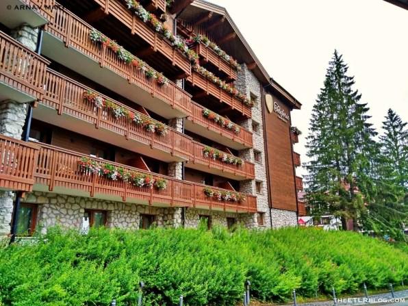 Teleferic Hotel Poiana Brasov