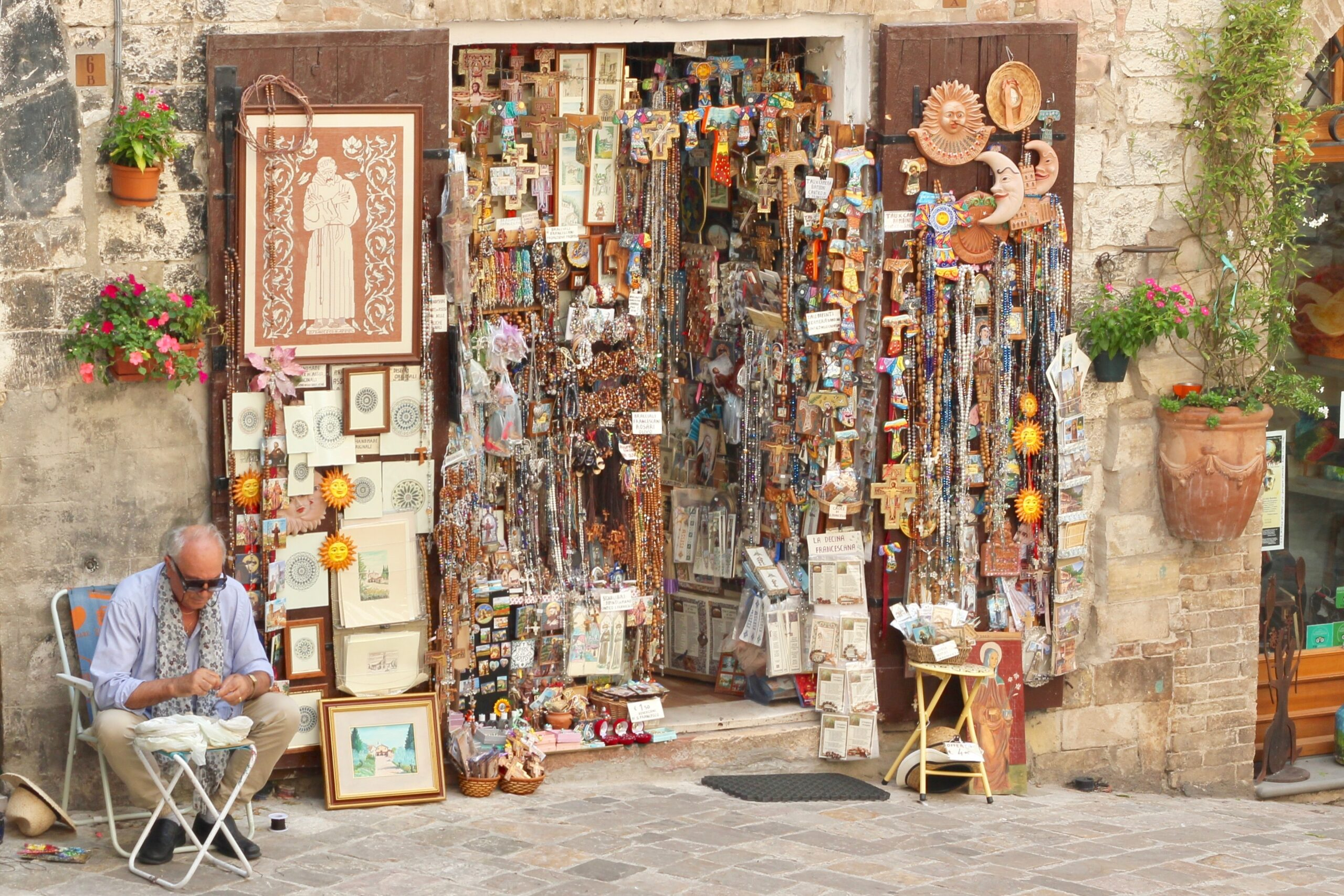 Souvenir Shopping in Italy: What to Buy and Where
