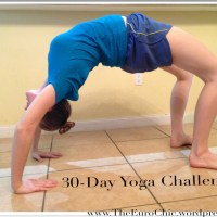 30-Day Yoga Challenge: Day 1