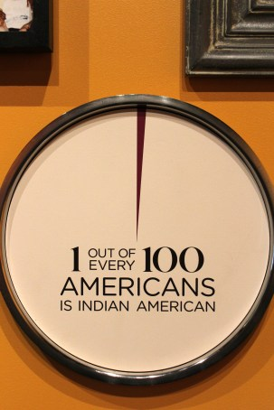 More specifically, about Indians in America.