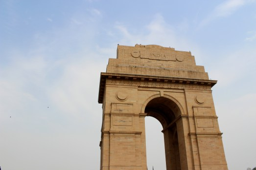 India Gate - remembering those who fought and died in World War 1