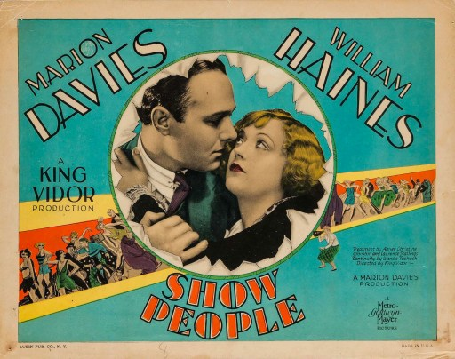Show People Film Poster