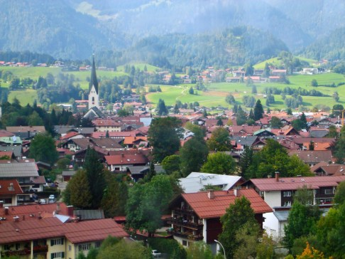 Quaint Oberstdorf