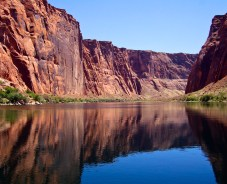Glen Canyon, Reflected