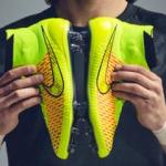 The Nike Magista – A Football Boot with Flyknit techonology