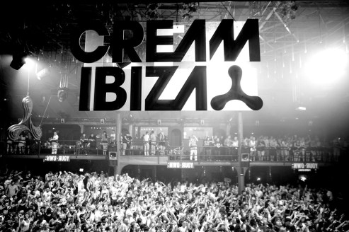 Cream at Amnesia Ibiza