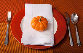 Pumpkin deserves a place on the menu all year long for its high nutritional value.
