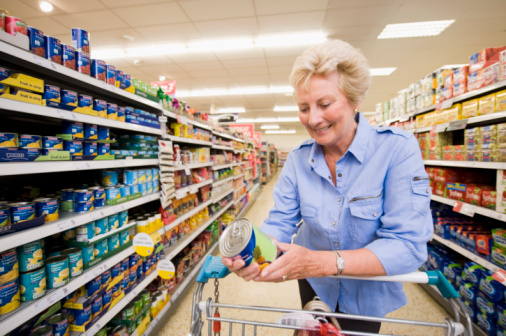 Good nutritional values can be found in the interior of your grocery store.