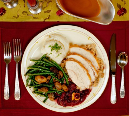 How to select the right diet foods for your holiday menu