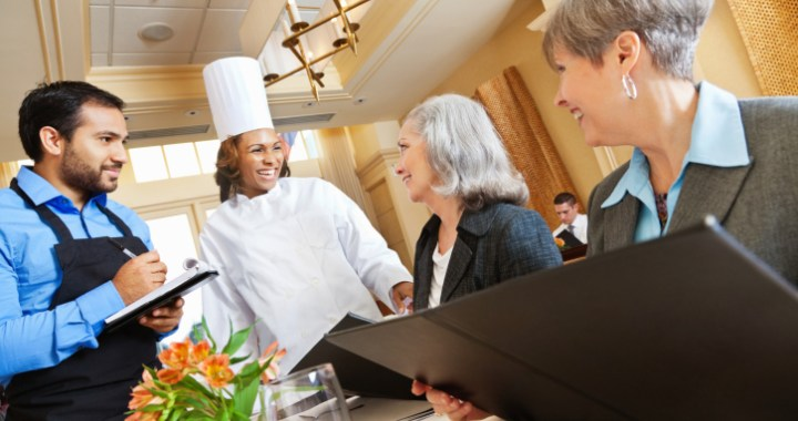 Trends in Restaurant Food Service for 2013