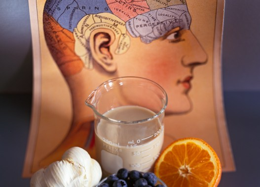 What you eat affects how you thinks and feel