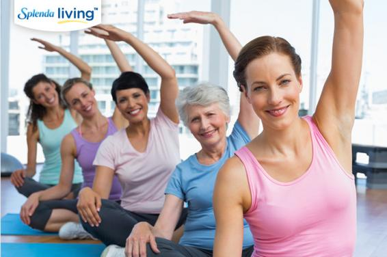 Losing weight involved changes in diet and activity