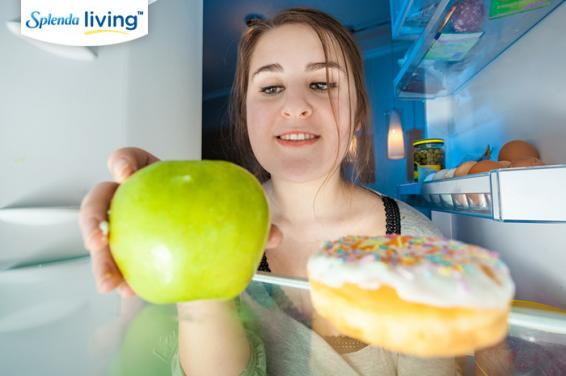 Tips for talking to teens about body weight and food choices