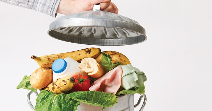 Reducing food waste starts at home