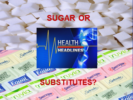 artificial sweeteners and cancer